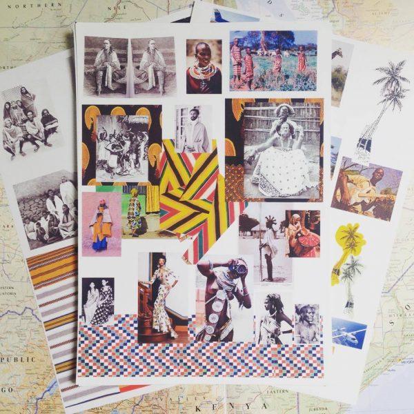blog créateur charlotte bourrus moodboard ateliers lenvers du décor